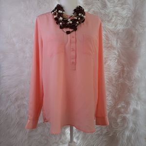 OLD NAVY Womens Top Long Sleeve Size L